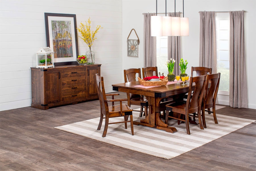 48 Dining Room Table With Leaf 2