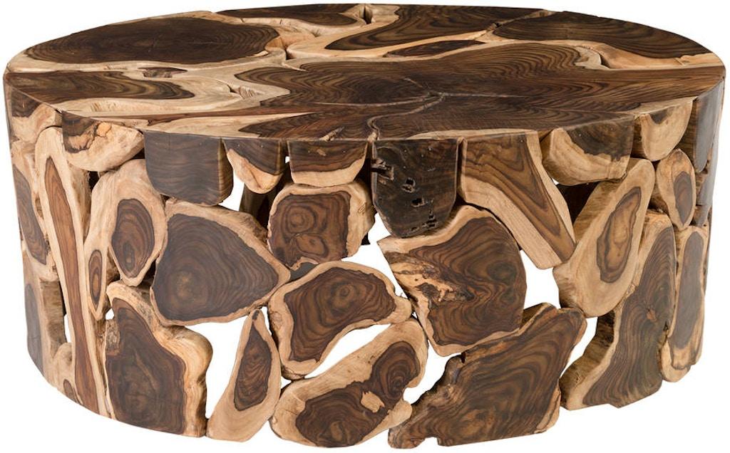 Cpi Living Room Wood Slice Coffee Table Id799221 Mountain