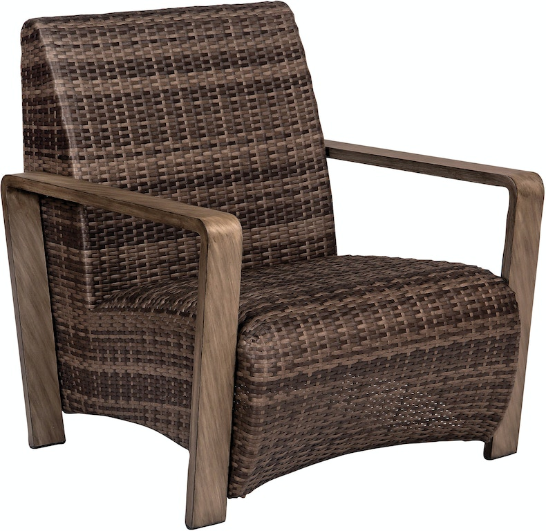 Patio Furniture Mountain View Ca: ARD Living Room Wicker Lounge Chair WRS505011-1