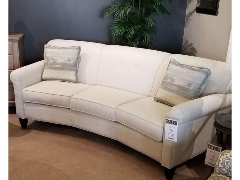 Marshfield Furniture Living Room CONVERSATION SOFA, AS