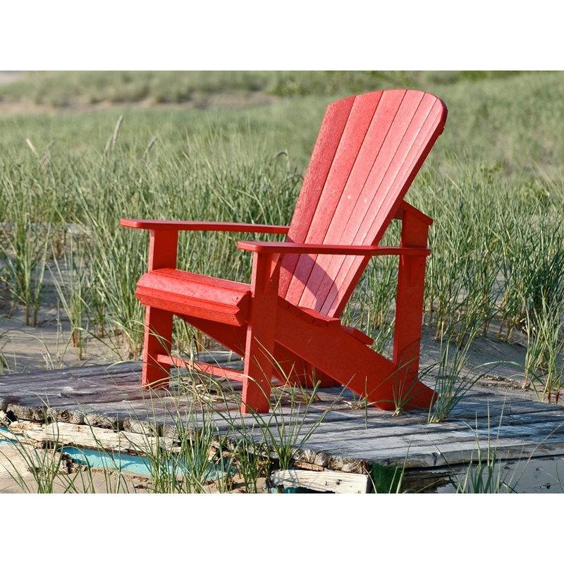 Plastics Adirondack Chair C01