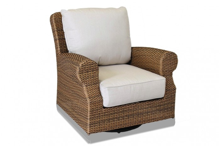 Sunset West Santa Cruz Swivel Rocking Club Chair 2201 21SR