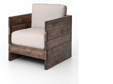 Four Hands FRANKLIN CHAIR-DISTRESSED OAK, BENNETT MOON UWES-023