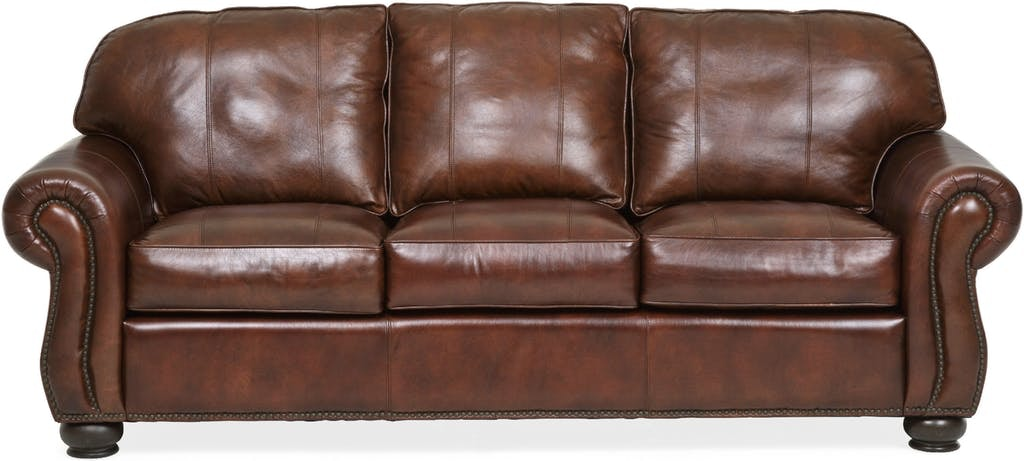 Rachlin Benson Leather Sofa BENSONSD PDT SO