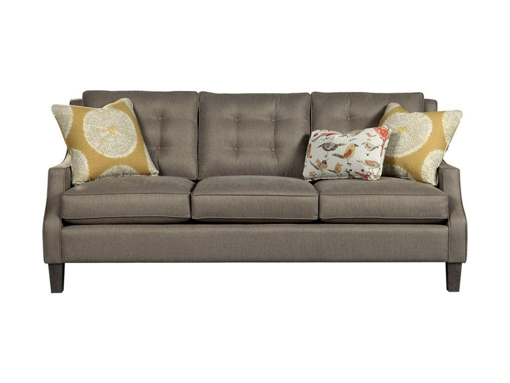 Outlet Living Room Craftmaster R760750CL Sofa At B.F. Myers Furniture
