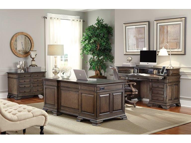 Aspenhome Home Office I92 300 DESK At Carol House Furniture