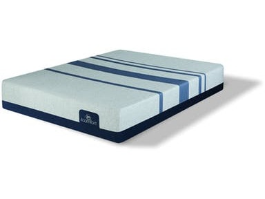 iComfort® by Serta Queen Size Blue 300 - Firm 5/0