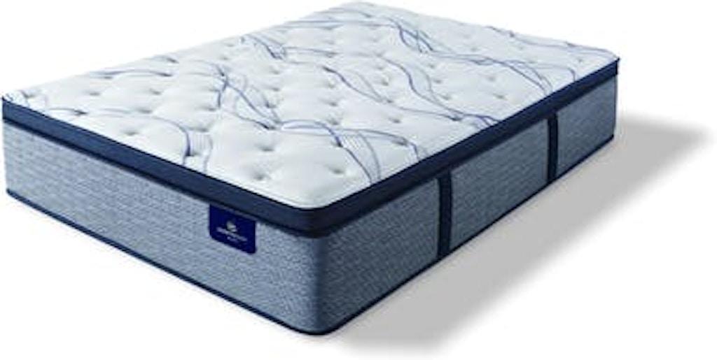 Perfect Sleeper 174 By Serta Mattresses Rosepoint Plush