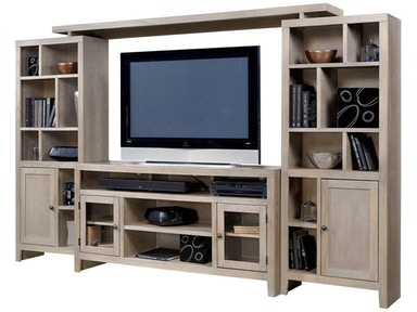 Aspenhome Three Piece Includes Left And Right Facing Pier With Bridge Excludes Console Wcl11173pc