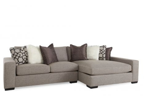 Bernhardt Living Room Orlando Sectional TYP0052 At Charter Furniture