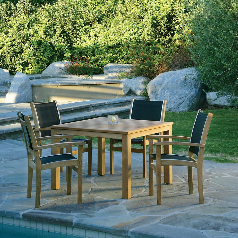 Kingsley Bate Outdoor Patio Dining Side Chair St14