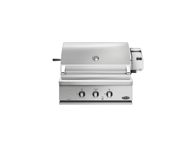 "DCS DCS 30"" Traditional Grill with Rotisserie BH1-30R-N"