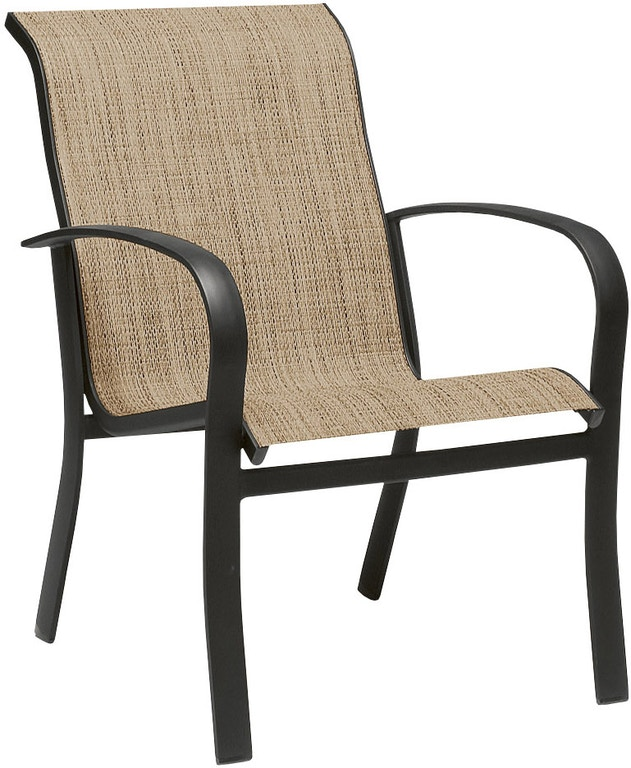 Woodard Sling Patio Furniture.Woodard Outdoor Patio Dining Arm Chair Stackable 2ph401 Turner