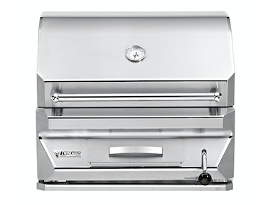 "Twin Eagles Twin Eagles 30"" Built-In Charcoal Grill TECG30-B"