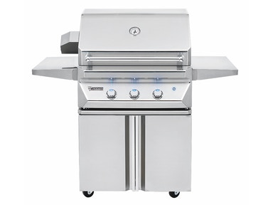 "Twin Eagles Twin Eagles 30"" Gas Grill Base with 2 Doors TEGB30-B"