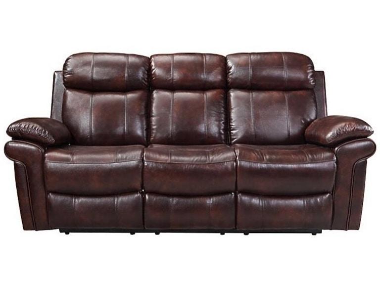 Power, Leather Sofa