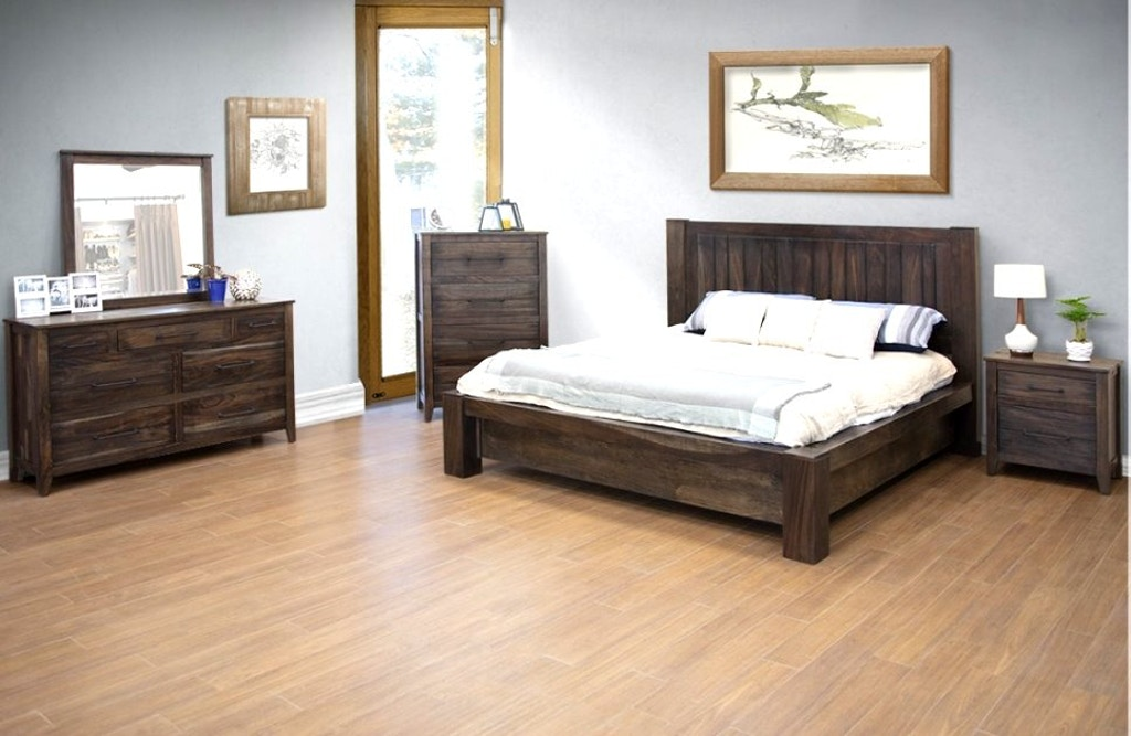 San Luis Bedroom Set Solid Wood By International Furniture Direct