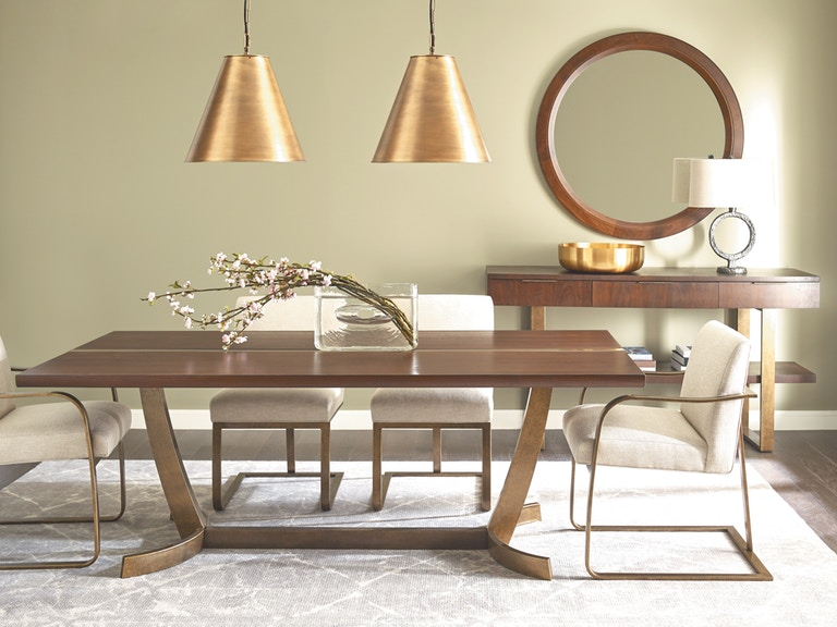 Stickley Dining Room Addison Table Ss 101 3000 At Toms Price Furniture
