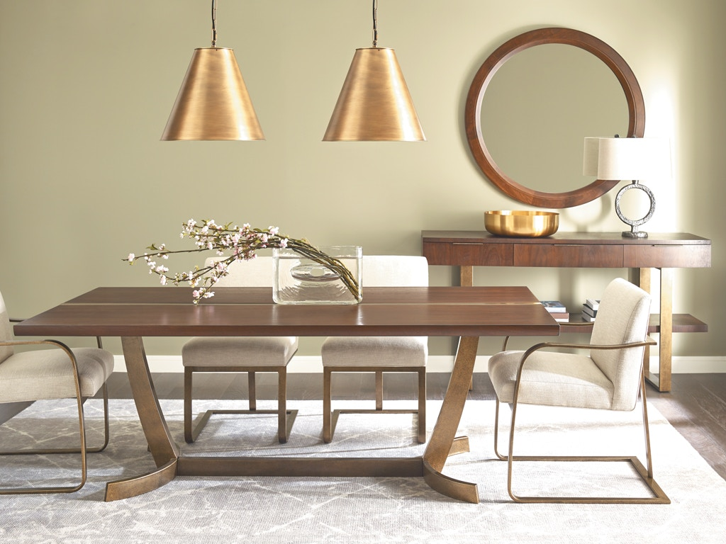 Stickley Addison Dining Table Ss 101 3000