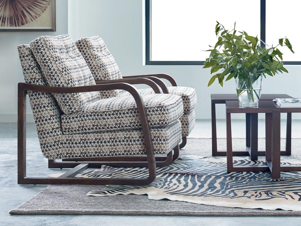 Superior Stickley Zac Oak Frame Chair Ss 105 9806 Ch