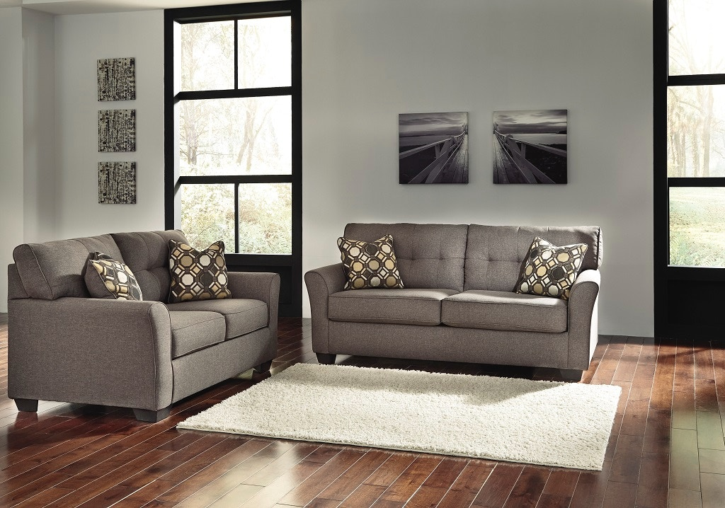 Signature Design By Ashley Sofa And Loveseat Tibbee 99101/38/35