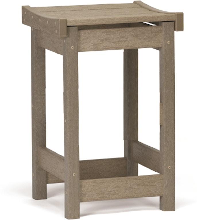 Terrific Breezesta Outdoor Patio Backless Outdoor Stool Ch 0804 Uwap Interior Chair Design Uwaporg