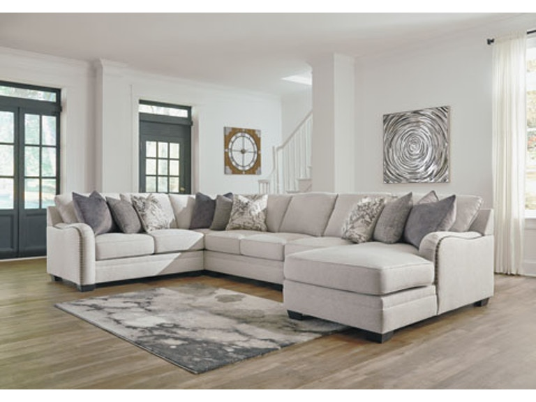 Signature Design By Ashley Sectional Sofa Left Or Right Chaise Available 32101 17 34 55 77 4pc At Sides Furniture Bedding