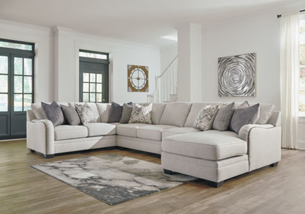 Signature Design By Ashley Sectional Sofa Left Or Right Chaise