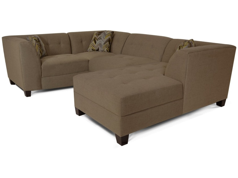 CUSTOM Sectional Sofa By England, you pick the Color and Fabric. 200 ...