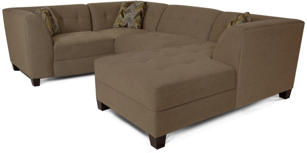 Terrific Custom Sectional Sofa By England You Pick The Color And Short Links Chair Design For Home Short Linksinfo