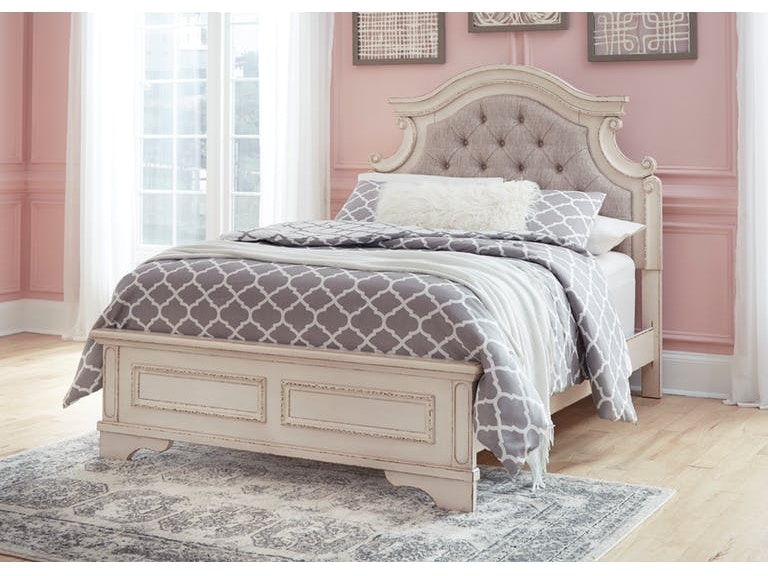 Signature Design By Ashley Bedroom Raelyn Full Size Bed By Signature
