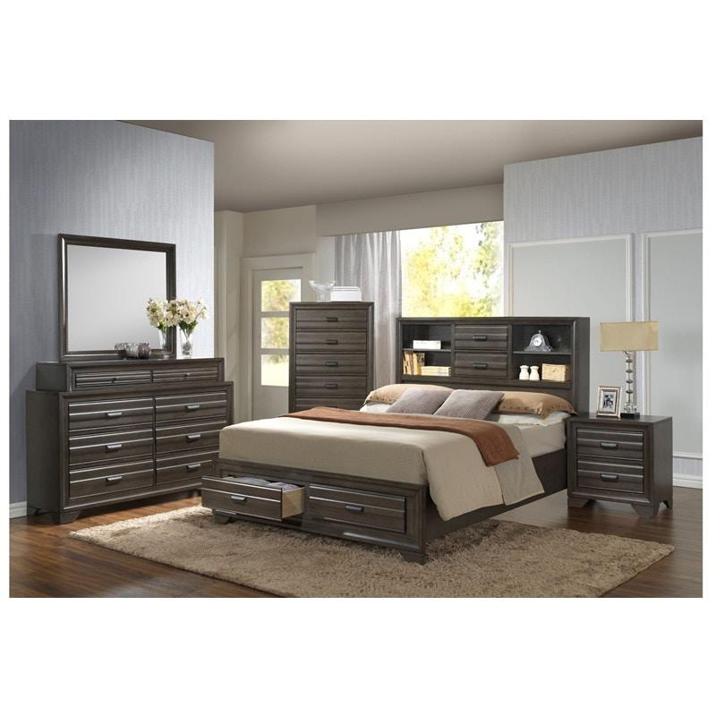 Wonderful Aaron Bedroom Set Exterior
