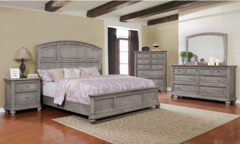 Lifestyle Anastasia King Bedroom Set C6140AK