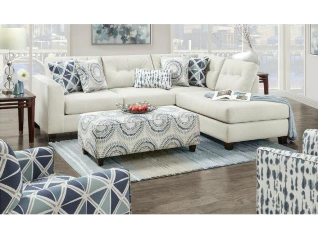 Fusion Sectional 1515 21l 1516 26r