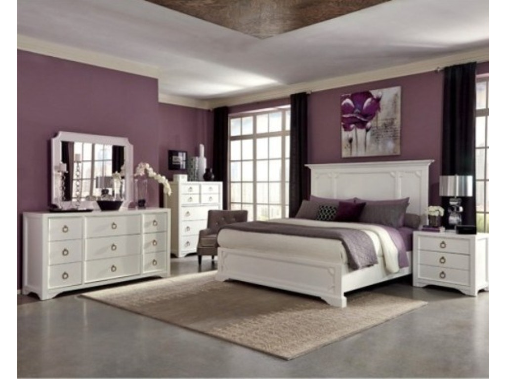 Coaster Furiani 5pc Bedroom Set 203351 Q 5pc Set