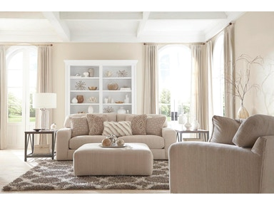 Jackson Furniture SERENA Oyster Sofa & Loveseat 2276 Set Oyster