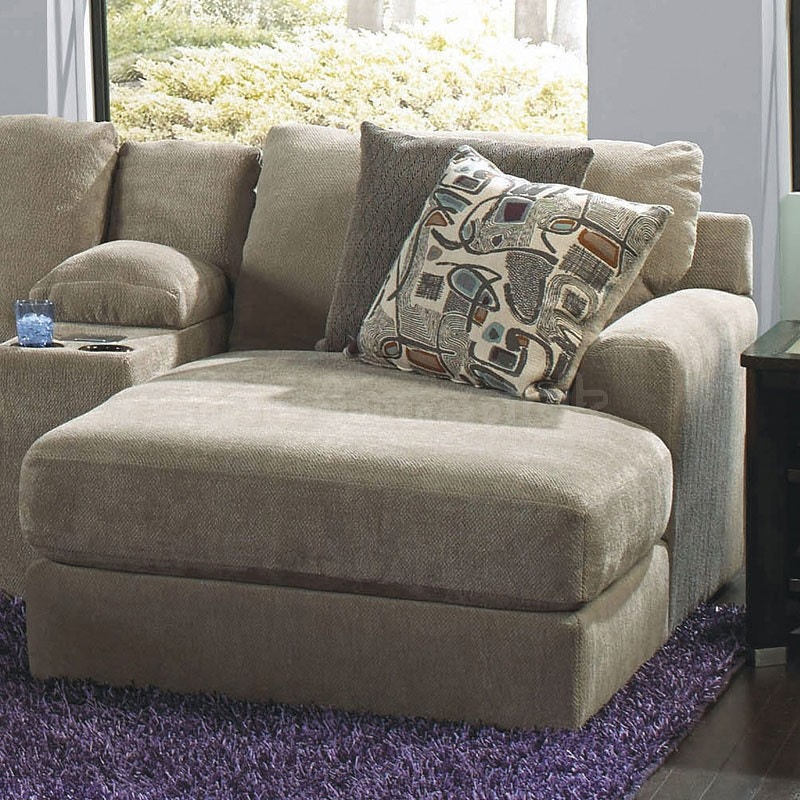 Jackson Furniture Malibu Sectional in Taupe w/ Chaise u0026 Console 3239 Big Sectional Taupe  sc 1 st  Winner Furniture : jackson sectional - Sectionals, Sofas & Couches
