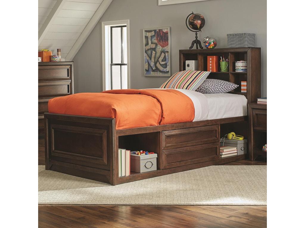 Greenough 5pc Twin Storage Bedroom Set