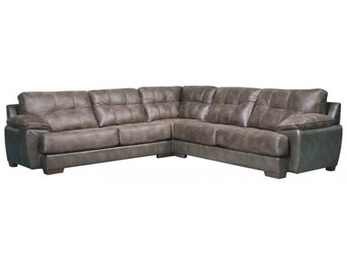 Jackson Furniture Drummond Sectional in Dusk 4296 Sectional Dusk