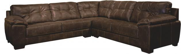 jackson furniture 4396. jackson furniture hudson sectional in chocolate 4396 e