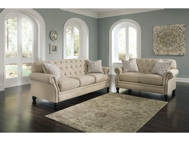 Ashley KIERAN SOFA & LOVESEAT 44000 SET