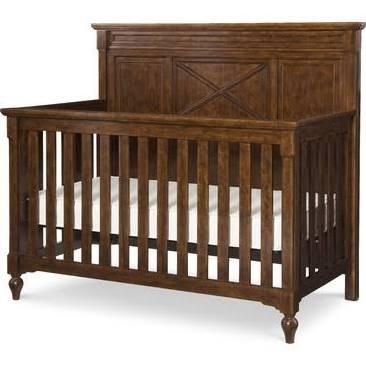 Legacy Classic Furniture Big Sur 2pc Nursery Set: Convertable Crib, Changing  Table 4920