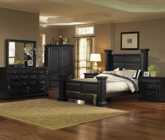 Awesome Progressive Furniture Torreon Black 5pc Bedroom Set 6165 5pc Queen Set Nice Ideas