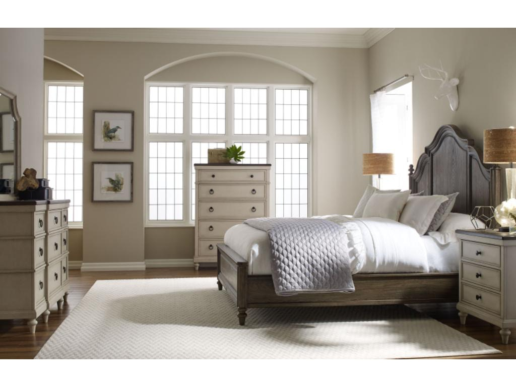 Brookhaven 5pc Bedroom Set w/ Dark bed