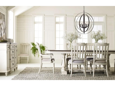 6400 7pc Set Brookhaven Dining Room