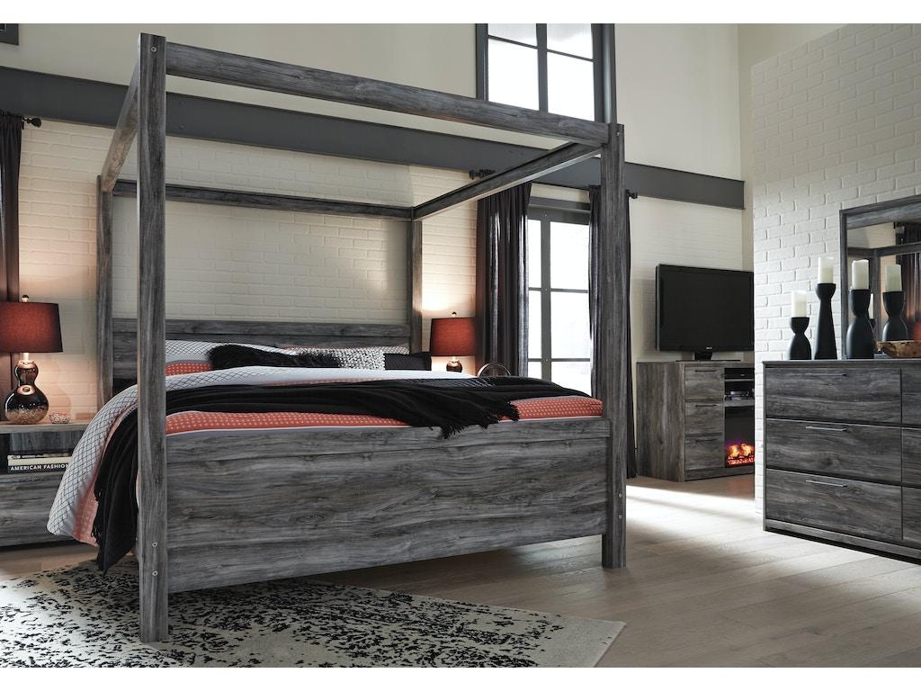 Baystorm 5pc Bedroom Set
