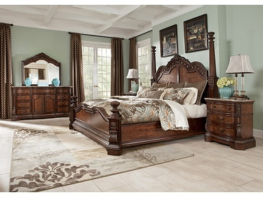 Ashley Ledelle 5pc Bedroom Set b705 5pc Bedroom Set