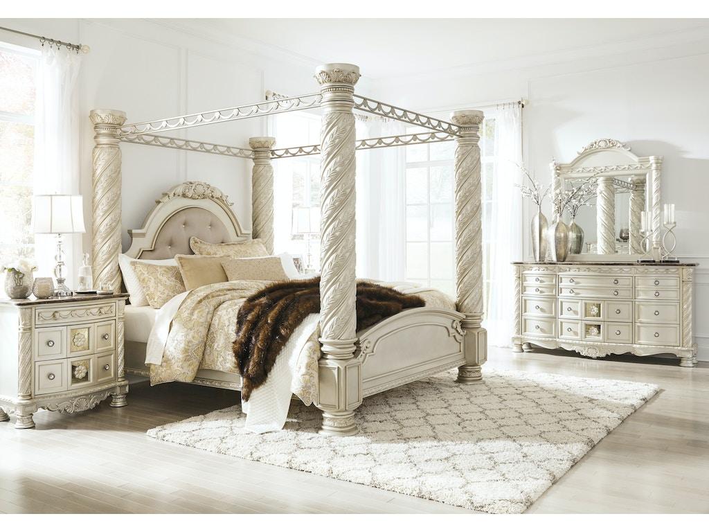 Ashley Bedroom Sets. Ashley Cassimore Pearl Silver 5pc Bedroom Set B750 31 36 72 50