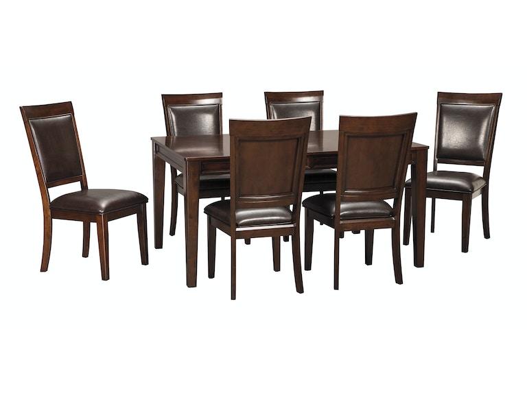 Shadyn 7pc Dining Room Set