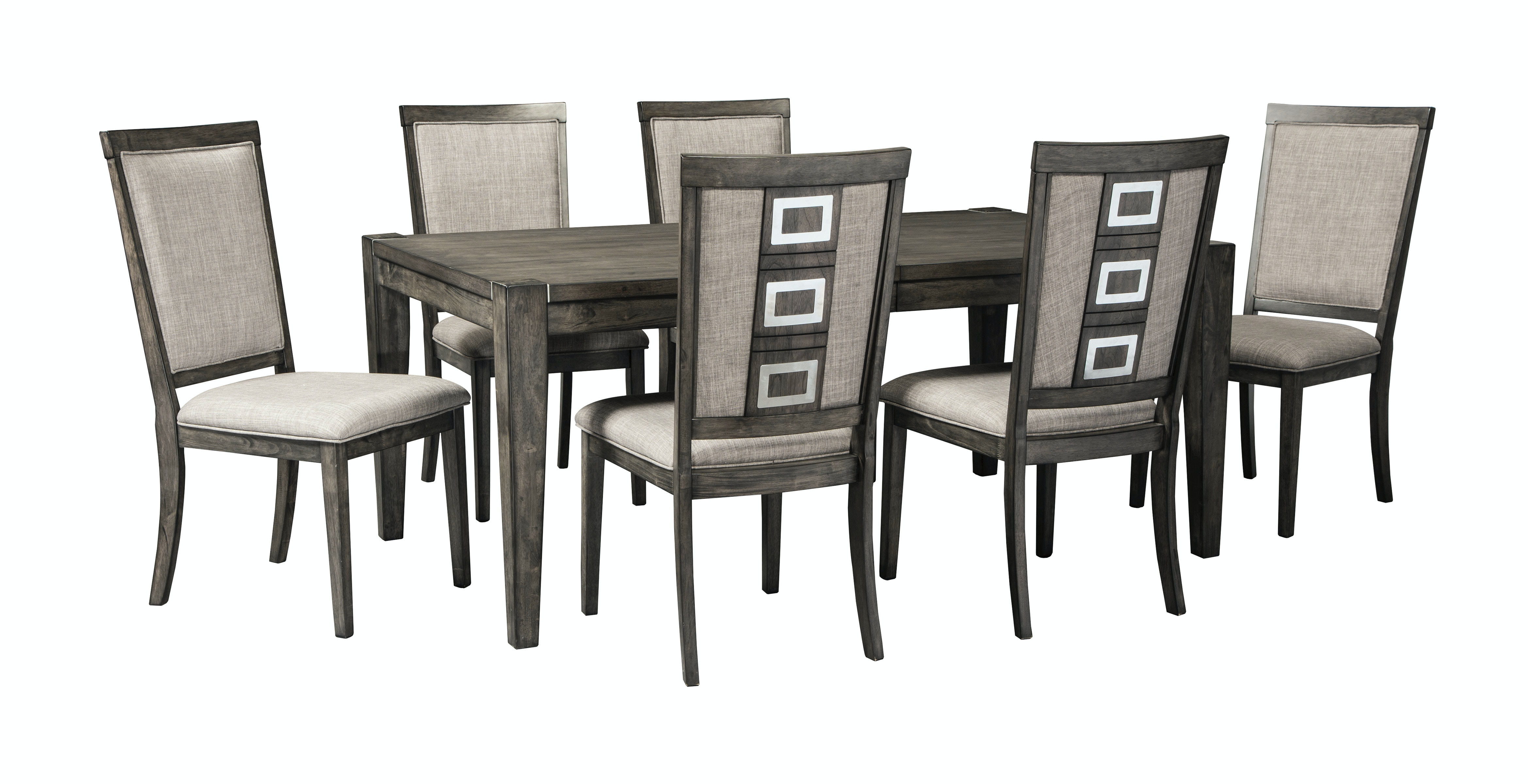 Ashley Chadoni 7 Piece Dining Room Set D624 Part 91